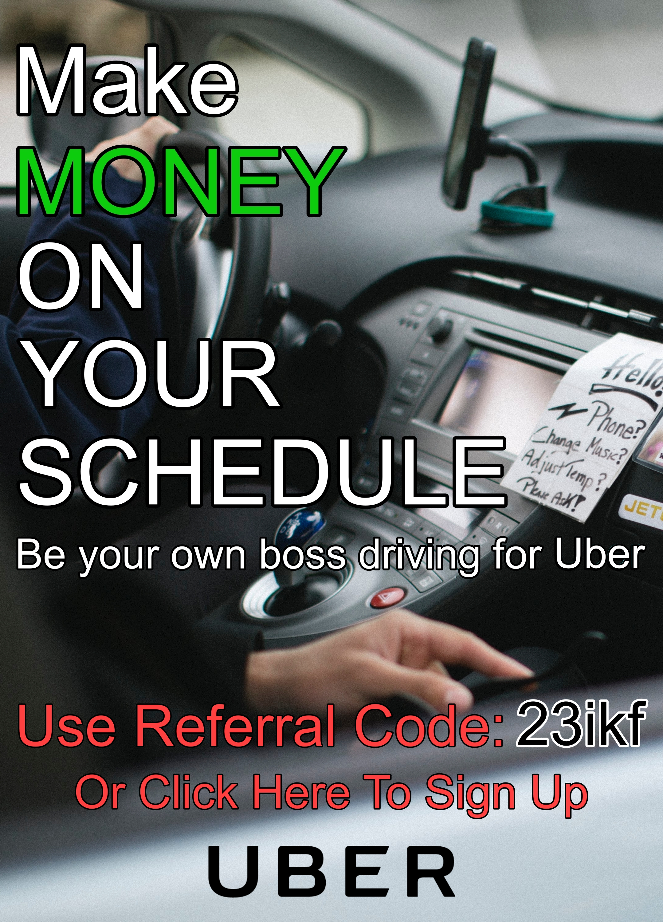 Uber is Paying Drivers More With Bonuses and Incentives - Six Figure
