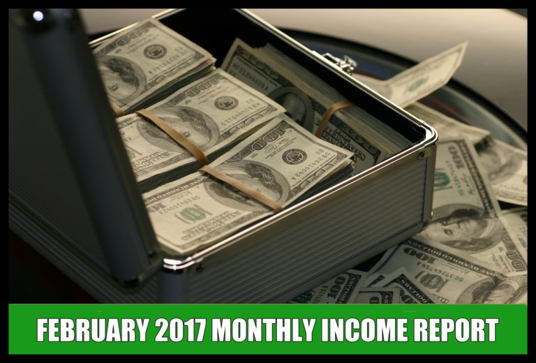Uber & Lyft Income Reports - February
