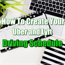 How To Create Your Uber and Lyft Driving Schedule