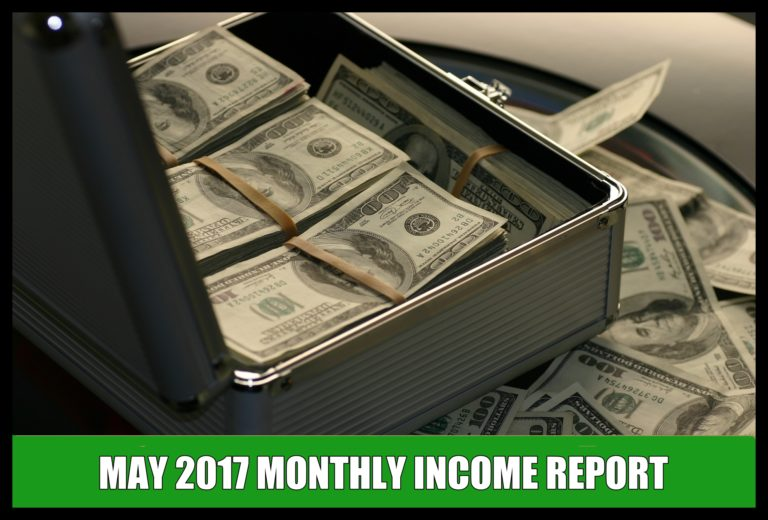 Uber & Lyft Income Reports - May