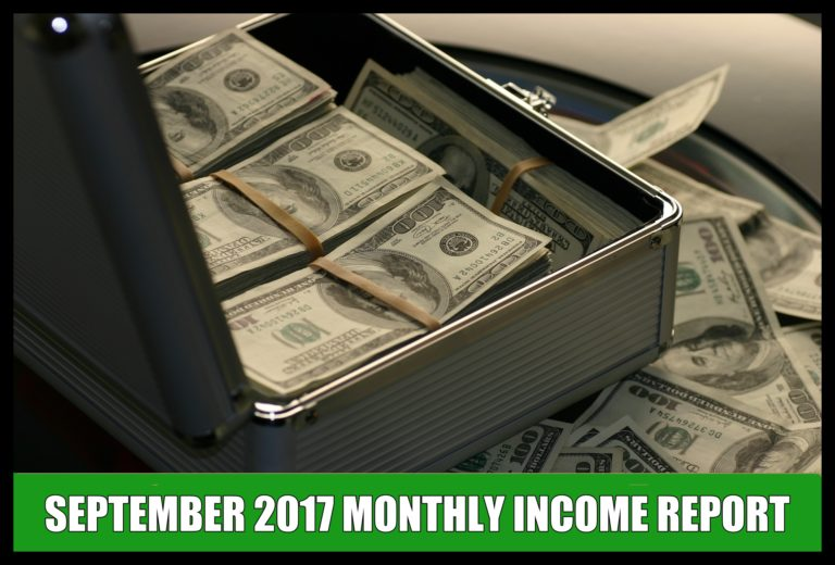 Uber & Lyft Income Reports - September